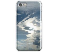 Weird and Wacky Clouds iPhone Case/Skin