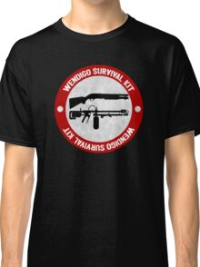 Wendigo Survival Kit - Until Dawn Classic T-Shirt