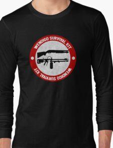 Wendigo Survival Kit - Until Dawn Long Sleeve T-Shirt