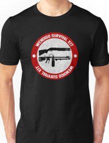 Wendigo Survival Kit - Until Dawn Unisex T-Shirt