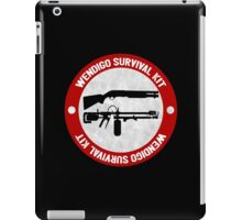 Wendigo Survival Kit - Until Dawn iPad Case/Skin