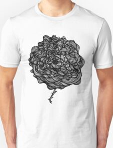 Love is a rose Unisex T-Shirt