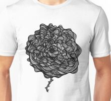 Love is a rose Unisex T-Shirt