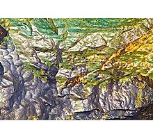Geologic Abstract Photographic Print