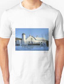 Rural Winter Whites T-Shirt