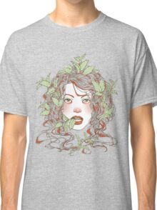 Peppermint Girl Classic T-Shirt