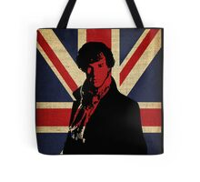 I Believe in Sherlock Holmes Tote Bag
