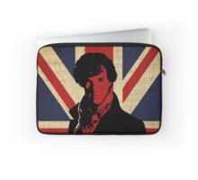 I Believe in Sherlock Holmes Laptop Sleeve
