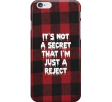 5sos Lyrics iPhone Case/Skin