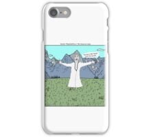 Young Frankenstein + The Sound of Music iPhone Case/Skin
