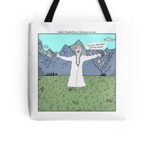 Young Frankenstein + The Sound of Music Tote Bag