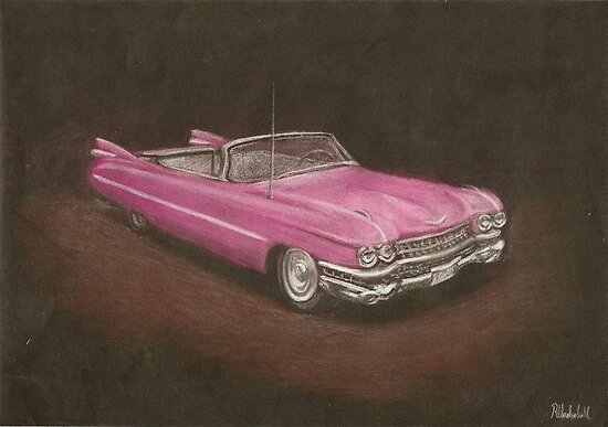 Cadillac Eldorado by scarletmoon
