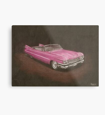 Cadillac Eldorado Metal Print