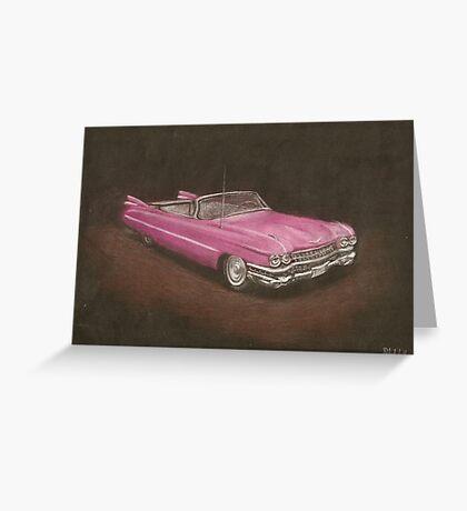 Cadillac Eldorado Greeting Card