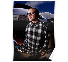 Jesse James West Coast Choppers Poster
