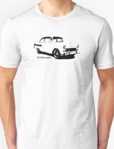 55 Chevrolet T-Shirt