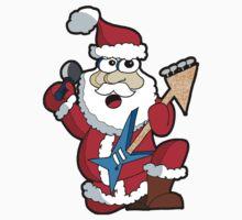 Santa !! by Nikhil  Pai