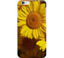 Pretty in Yellow iPhone Case/Skin