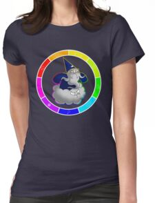 The Great & Powerful TF Wizard Womens Fitted T-Shirt