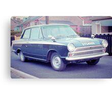 1963 Ford Cortina GT Canvas Print