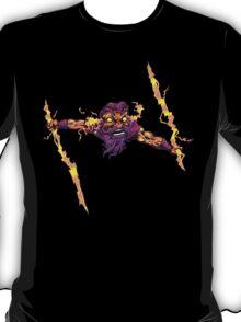 Z is for Zap Happy Zeus T-Shirt