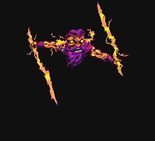 Z is for Zap Happy Zeus Unisex T-Shirt