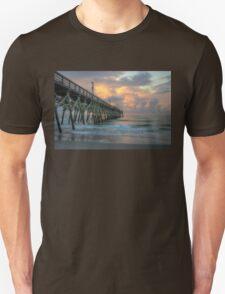 Stormy Sunrise  Unisex T-Shirt