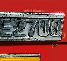 Mazda E2700 - The Emblem! by Kristen McLachlan