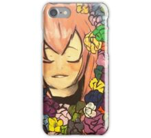 Leia- Vocaloid Megurine Luka Painting iPhone Case/Skin
