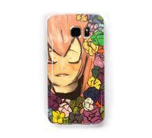 Leia- Vocaloid Megurine Luka Painting Samsung Galaxy Case/Skin
