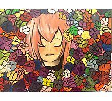 Leia- Vocaloid Megurine Luka Painting Photographic Print