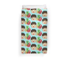 Happy Meal Duvet Cover