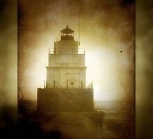 Manitowoc Breakwater Lighthouse ©  by Dawn M. Becker