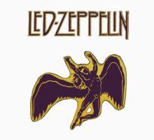 Led Zeppelin Angel by Gigliotti