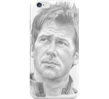 Joe Flanigan as John Sheppard iPhone Case/Skin