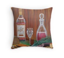 Russian Happy Hour Throw Pillow