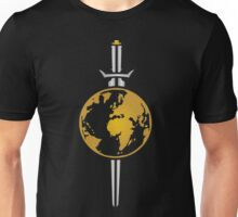Star Trek Mirror Universe Logo Unisex T-Shirt