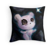 Baby Cloud Bear Throw Pillow