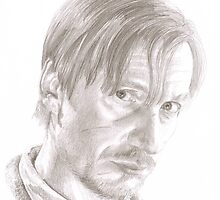 David Thewlis as Remus Lupin by captainkell