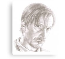 David Thewlis as Remus Lupin Canvas Print
