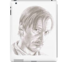 David Thewlis as Remus Lupin iPad Case/Skin