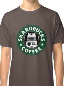 Skaro Coffee Green Classic T-Shirt