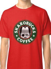 Skaro Coffee Green Classic T-Shirt