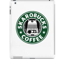 Skaro Coffee Green iPad Case/Skin