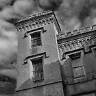 The Old Jail by Wendy Mogul