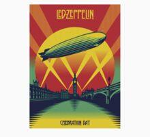 Led Zeppelin - Celebration day by Gigliotti