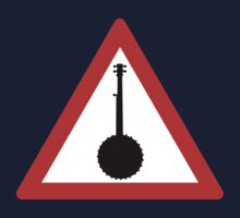 Beware of the Banjo by TheBlackPig