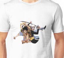 luffy law Unisex T-Shirt