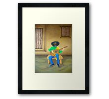 Mexican Serenade Framed Print