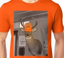 What All Well Dressed Deer Are Wearing Unisex T-Shirt